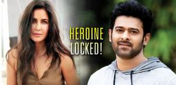 Katrina Kaif in talks for Prabhas
