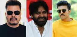 Big Rumour: Shankar's next with Ram Charan & Pawan Kalyan