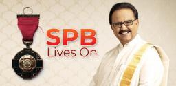 SPB gets Padma Vibhushan!