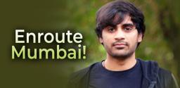 sujeeth-went-mumbai-for-a-bollywood-movie