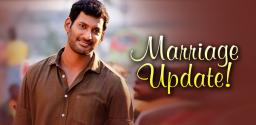 'I just go with the flow,' says Vishal on marriage