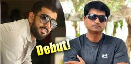 Rana's brother to mark his debut with Ravi Babu's film