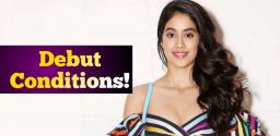 Janhvi Kapoor Telugu debut: Acting & Dancing skills must!