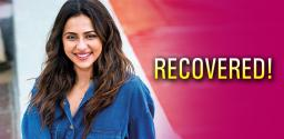 Rakul Preet's business back to normal
