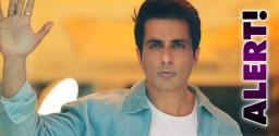 Sonu Sood gives a fraud alert!