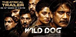 'Wild Dog' Trailer Release Date