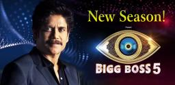 Update on Telugu Bigg Boss Season 5