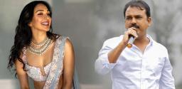 Kiara Advani's Telugu comeback with Koratala Siva