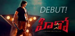 Mahesh Babu Released Title Teaser Of Ashok Galla's 'Hero'!