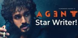 rrr-writer-to-work-for-akhil-agent