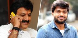 Balakrishna confirms Anil Ravipudi's film on Zoom call