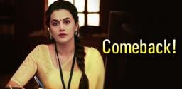 Taapsee Pannu's 'Mishan Impossible' for Telugu audiences