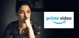 Tamannaah signs her third web series