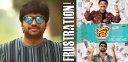 Back to back obstacles for Anil Ravipudi's 'F3'