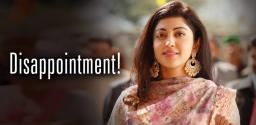 Pranitha Faces a Disaster with Her Debut