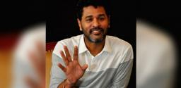 Prabhu Deva Quits Direction
