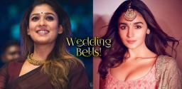Wedding Bells to ring soon for these TWO Star Heroines