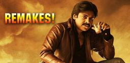 Buzz: Pawan wants More remakes