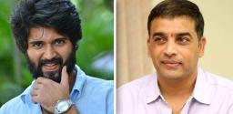 Vijay Deverakonda confirms mind-blowing film with Dil Raju!