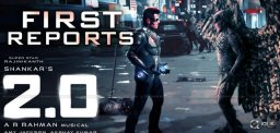 rajinikanth-2pointo-first-reports-details