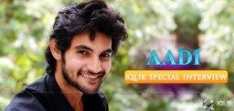 aadhi-hero-special-interview