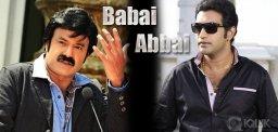 Abbai-to-follow-Babai