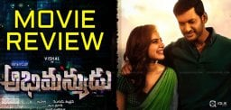 abhimanyudu-movie-review-