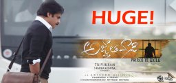 Agnyathavasi: 2nd Big Film After Baahubali