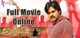Agnyaathavaasi Full Movie Online