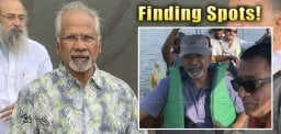 Mani Ratnam Busy Scouting Locations For His Next Film