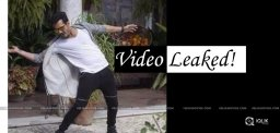 akhil-new-movie-dance-videos-leaked-news