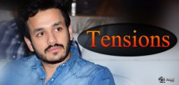 Heroine Tensions for Akhil's Next!