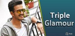 triple-glamour-for-akhil-akkineni-s-next