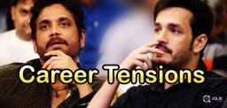 career-tensions-for-nagarjuna-and-akhil