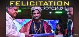 allu-arjun-is-felicitated-in-bangalore
