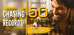 samajavaragamana-50million-views