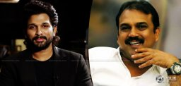 Allu Arjun's Bumper Offer To Koratala Siva?!