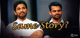 sai-dharam-tej-and-allu-arjun-for-one-story