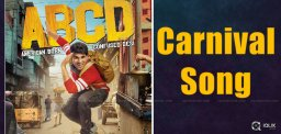 allu-sirish-abcd-movie-to-have-a-carnival-song