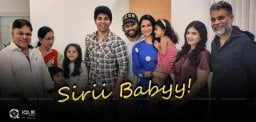 Pic Talk: Allu Family Celebrates Allu Sirish's Birthday