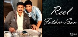 allu-sirish-and-naga-babu-acting-together
