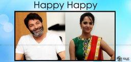 anchor-anasuya-comments-on-trivikram-movie