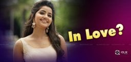 Anupama Parameswaran Is In Love, But!