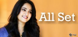 Anushka's Movie Goes On Floors
