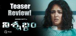 anushka-nisabdham-teaser-review