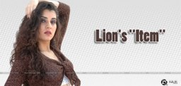 archana-doing-special-song-in-lion-movie