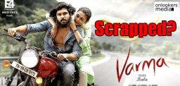 dhruv-s-varma-movie-may-get-shelved