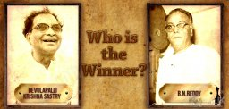 B.N.Reddy Vs Krishna Sastry - Who is the Winner?