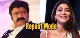 Shriya's Special In Balakrishna's New Flick?