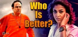 Is Nayantara Better Than Balayya?